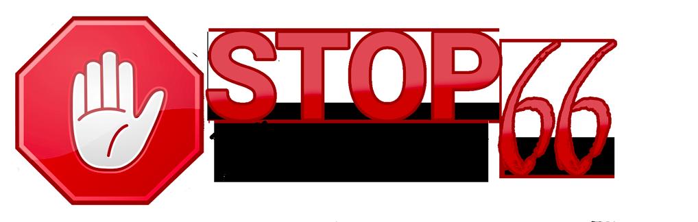 Stop violences 66